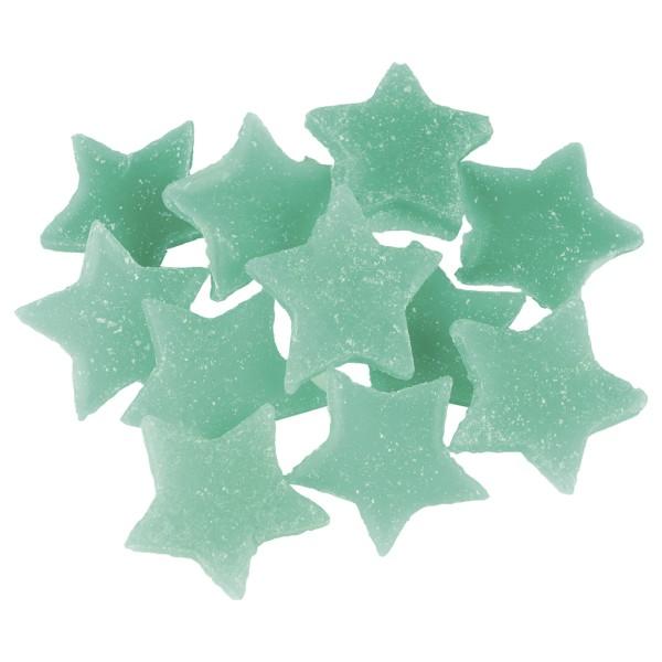 Little Hotties Duftwachs - Aroma, Duftöl , RaumduftLittle Hotties Duftwachs Mint - Minze Aroma, Duftmelts, türkis, Sterne