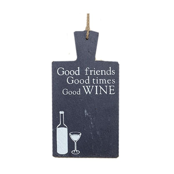 stein schild good friends good times good g nstig online kaufen. Black Bedroom Furniture Sets. Home Design Ideas