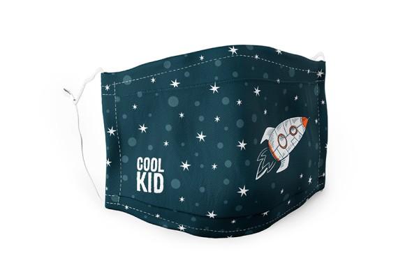 """Maske, Mundbedeckung für Kinder """"Coll Kid"""", 178334, 4027268294633, Mundschutz, Gesichtsmaske"""