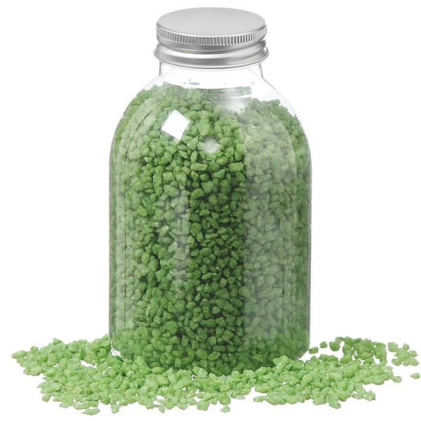 Dekosand, Dekosteinchen grün/hellgrün, 4722700, 4020606938947