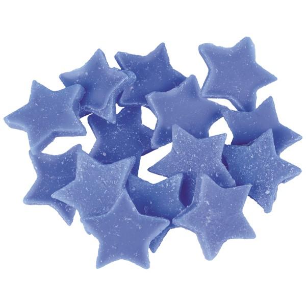 Little Hotties Duftwachs Surf`s Up, Aroma, Duftöl , Raumduft, Duftmelts, blau, Sterne