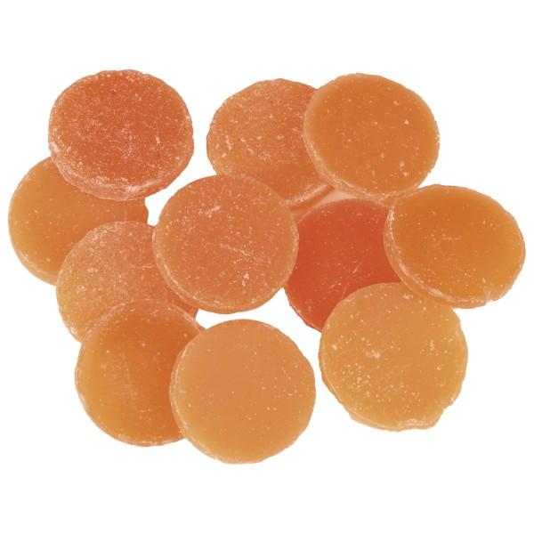Little Hotties Duftwachs Sweet Naranjii Aroma, Duftöl , Raumduft, Duftmelts, orange, Kreise
