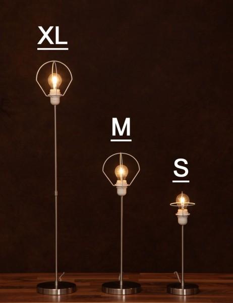 Lampenfuß für Sterne Papiersterne Lampenschirm