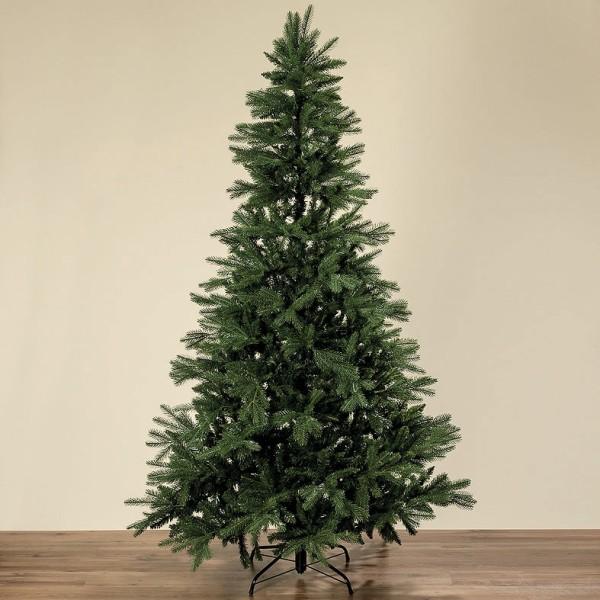 Wo Günstig Weihnachtsbaum Kaufen.Tannenbaum Kunststoff Grün H210cm