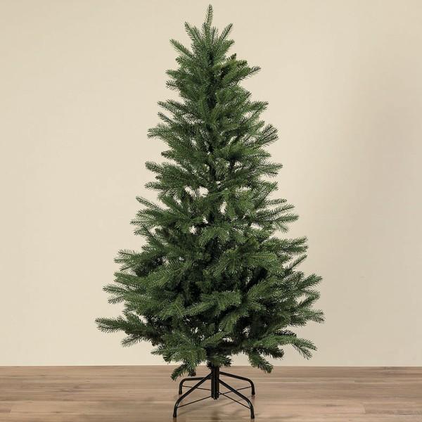 Kunststoff Weihnachtsbaum.Tannenbaum Kunststoff Grun H150cm